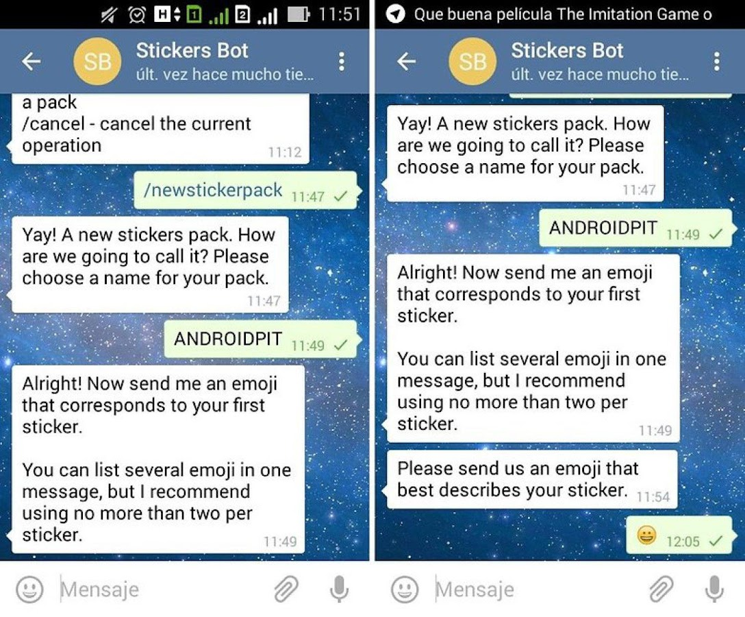 Top Telegram Bots 1 APK Download - Android Personalization Apps