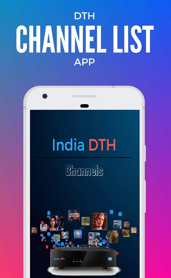 Channel List for Tata Sky India DTH 5 0 6 APK Download