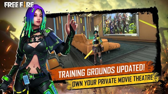 Garena Free Fire: 3volution 1.53.2 screenshot 4