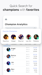 OP.GG for League/ PUBG/ Overwatch 5.1.2 screenshot 6
