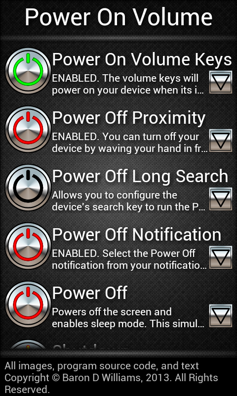 Power On Volume (Button Fix) 1 0 0 15 APK Download - Android