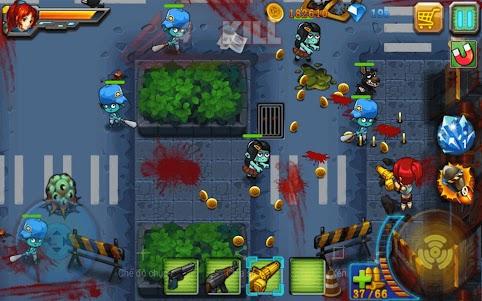 Zombie Killer - Hero vs Zombies 1.8 screenshot 13