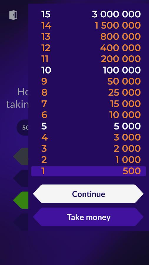 Millionaire 2018 - Trivia Quiz Online for Family 1 2 7 APK Download