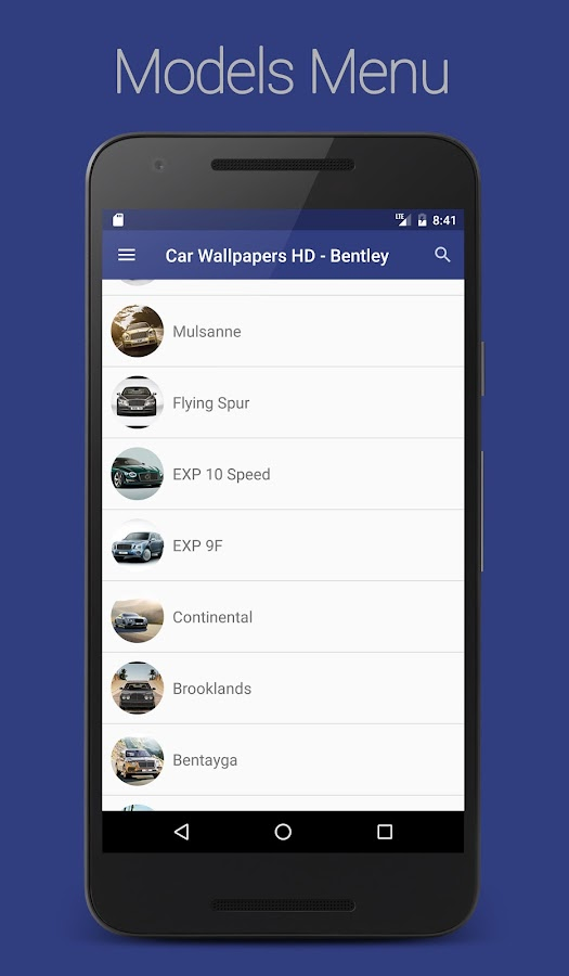 Bentley - Car Wallpapers HD 3 0 2 APK Download - Android