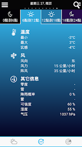 Weather for China  screenshot 3