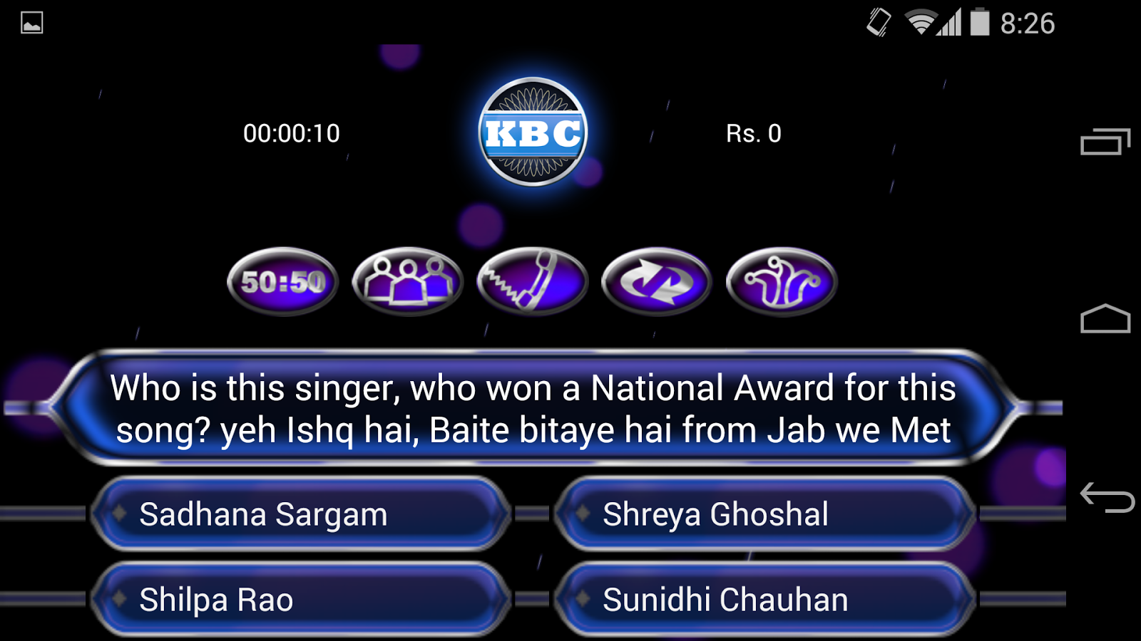 Kbc Unlimited Quiz Game 50 Apk Download Android Puzzle Games