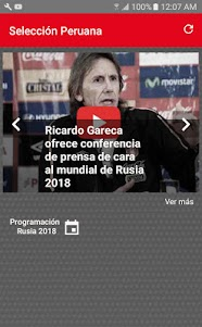 Selección Perú 1.4.8 screenshot 2