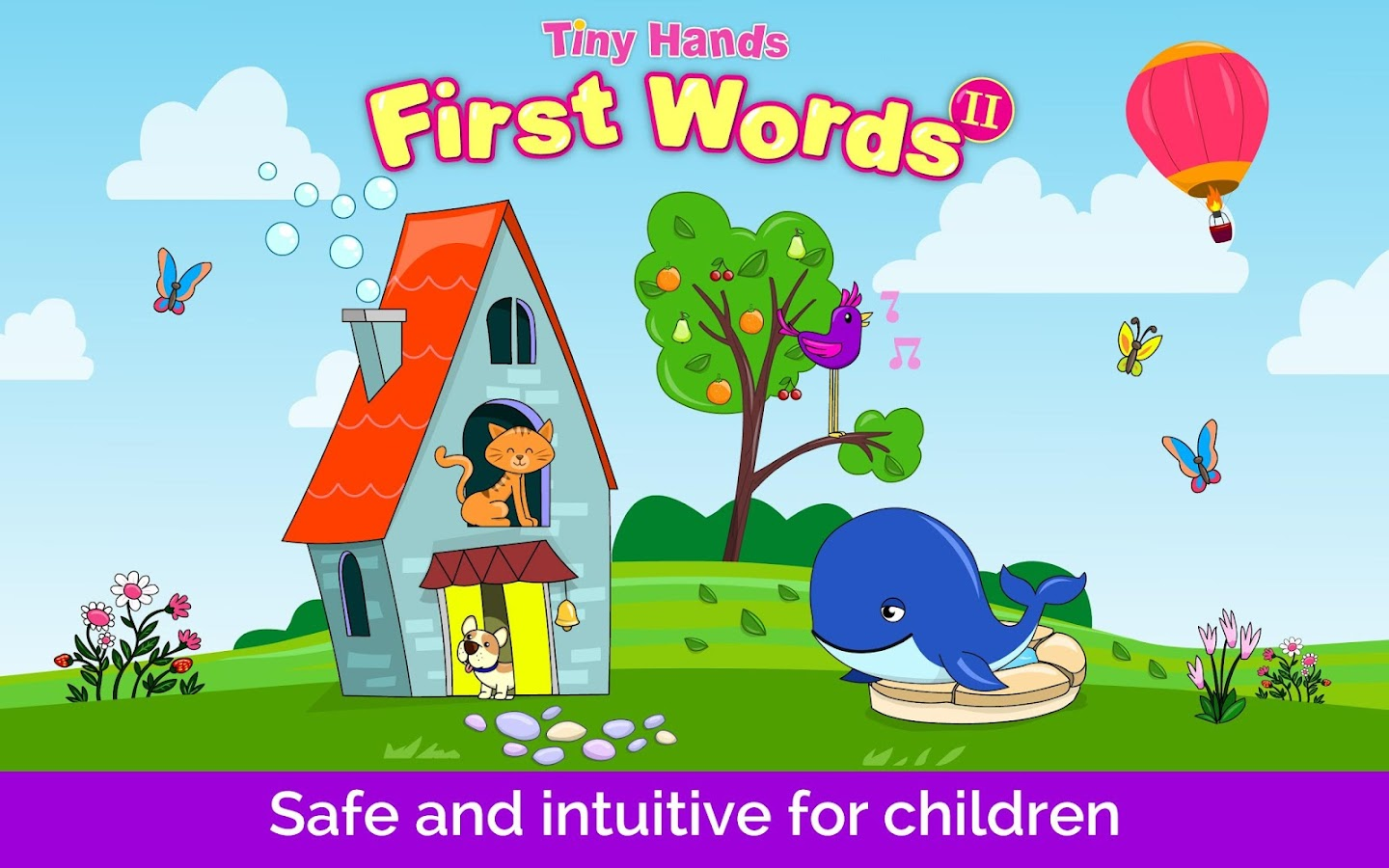 First words games for kids 1.0 APK Download - Android Educational Games