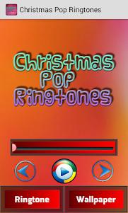 Christmas Pop Ringtones 1.2 screenshot 1