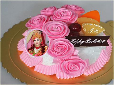 Birthday Cakes Photo Frames 20 Screenshot 6