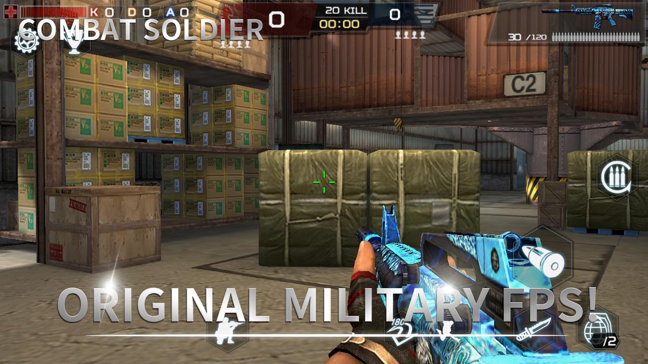 modern combat 5 apk uptodown