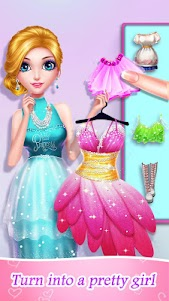 Princess Beauty Salon - Birthday Party Makeup 2.2.3189 screenshot 1
