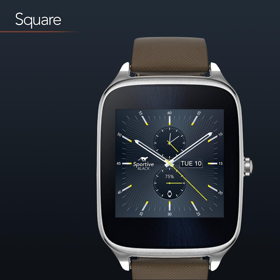 Sportive Watch Face 20 Apk Download Android Personalization Apps Circuit Board Clock V 10 For G Facerepo Screenshot 6