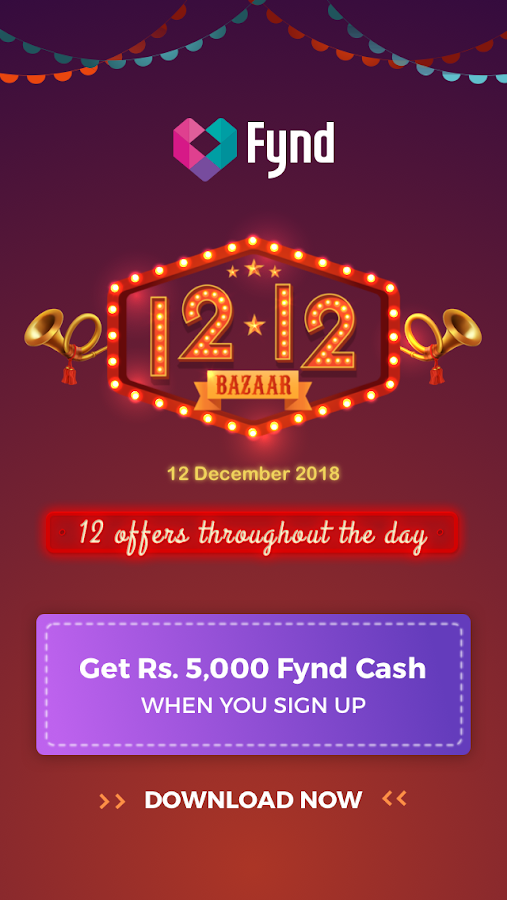 Fynd - Online Shopping App 2 5 13 APK Download - Android