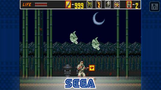 The Revenge of Shinobi Classic 1.2.1 screenshot 1
