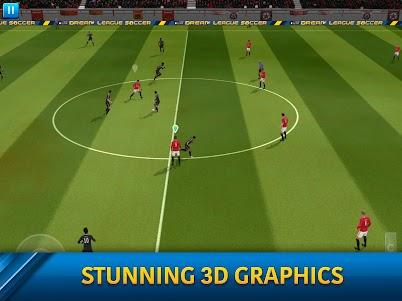 Dream League Soccer 6.13 screenshot 7