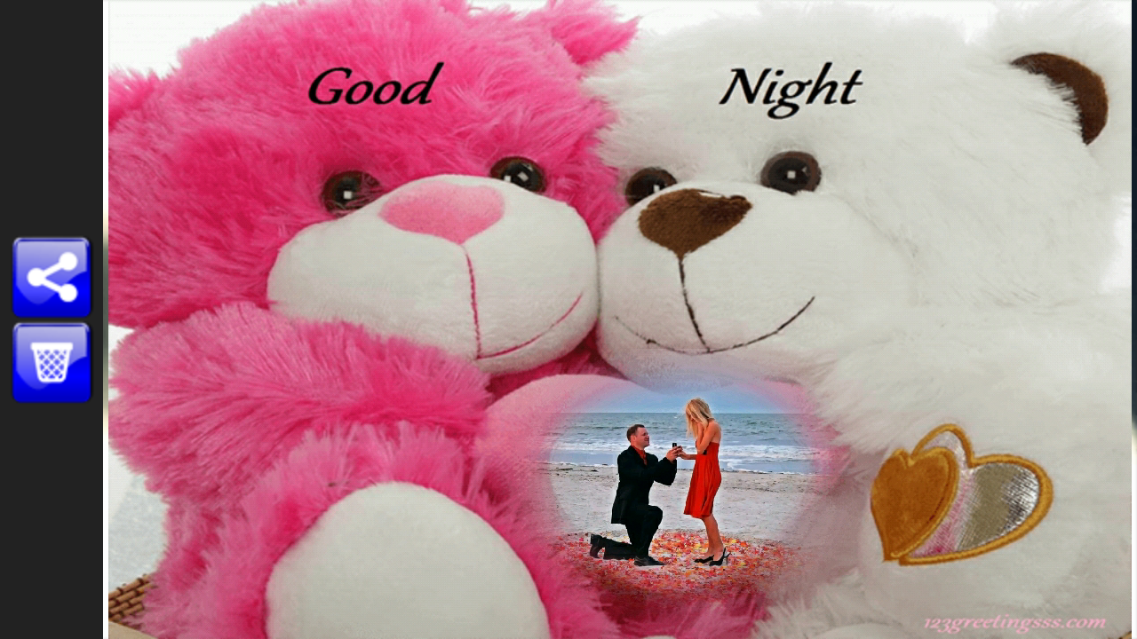 Love Goodnight photo frame 2.0.1.2 APK Download - Android ...