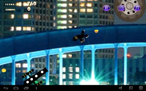 Jumping Ninja 1.0 screenshot 6