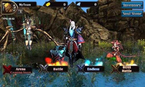 Legend Asura 1.0 screenshot 1