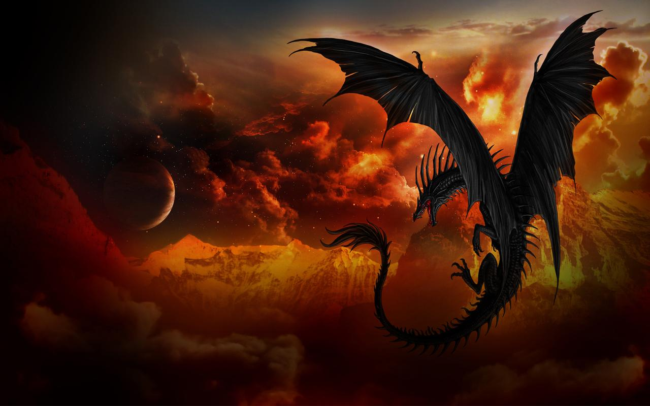 3d dragon live wallpaper  Dragon Live Wallpaper 1.6 APK Download - Android Personalization Apps