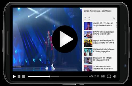 BTS Videos Offline 1.1.1 screenshot 2