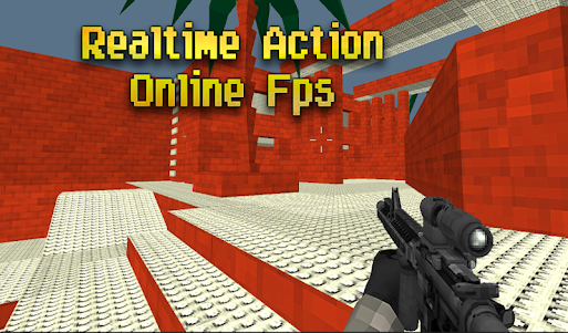 Pixel Combat Multiplayer HD 3.5 screenshot 11