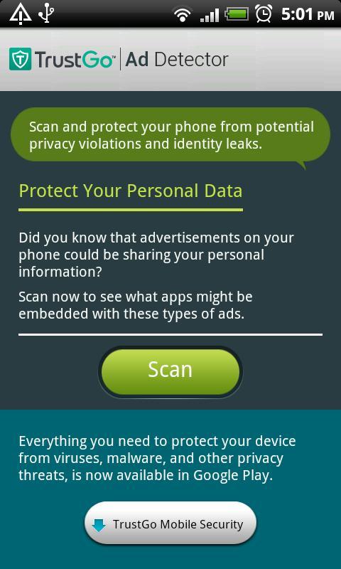 TrustGo Ad Detector 1 9 12 APK Download - Android Tools Apps