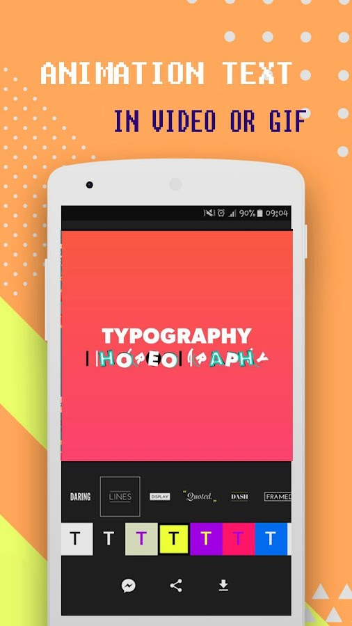 Text Animation Maker – Intro Maker 9 9 9 APK Download