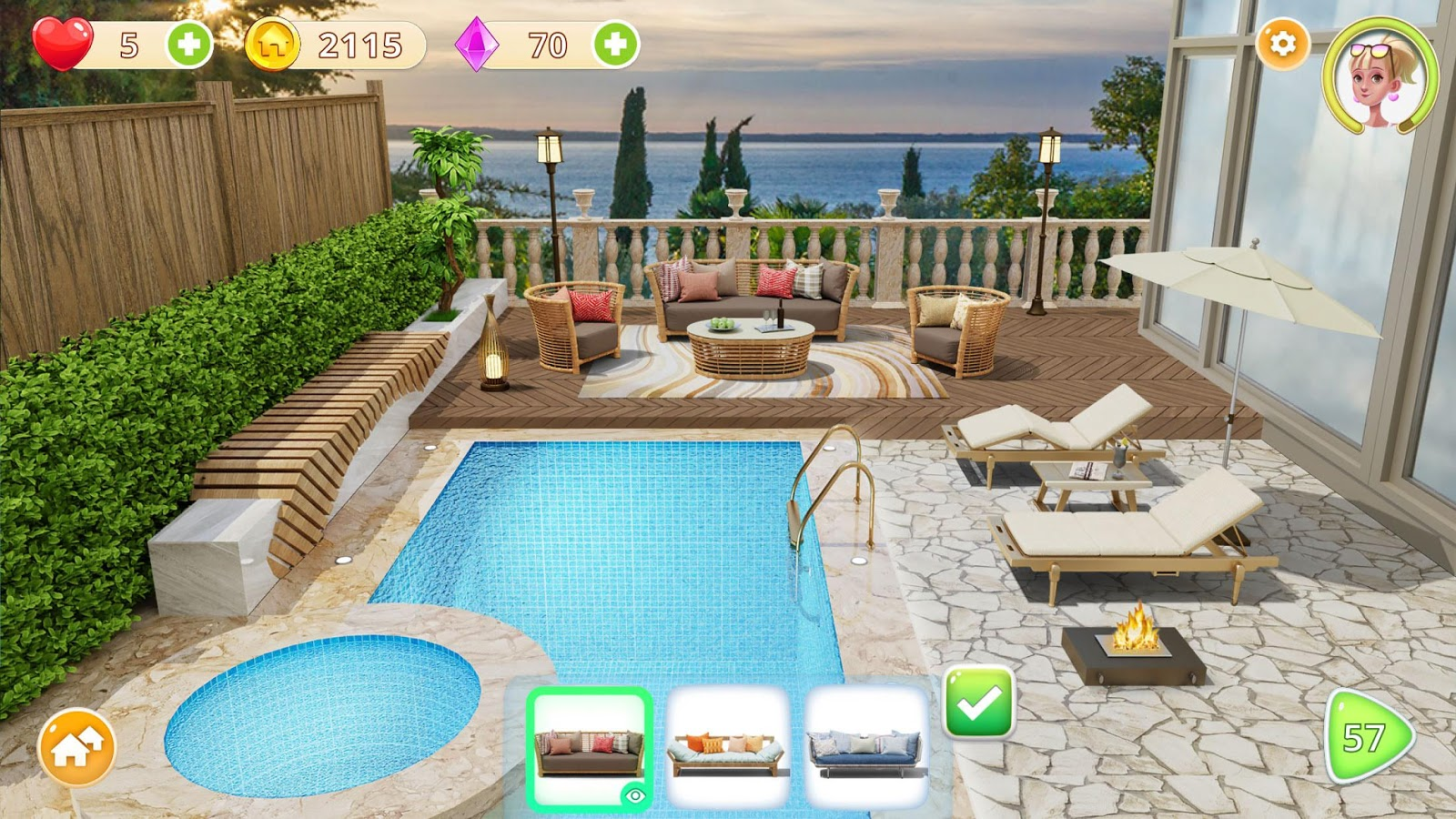 Homecraft Home Design Game 146 Apk Download Android