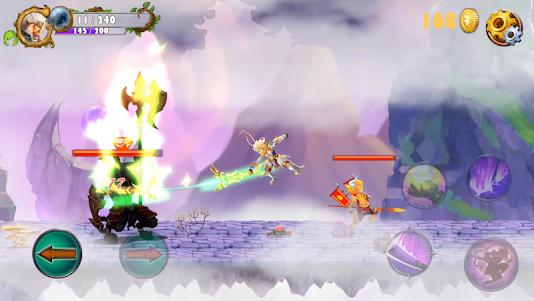 Battle of Wukong 1.1.6 screenshot 3