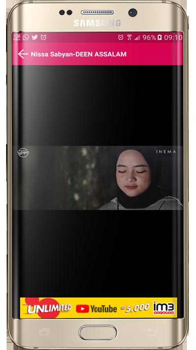 download mp3 nissa sabyan deen assalam