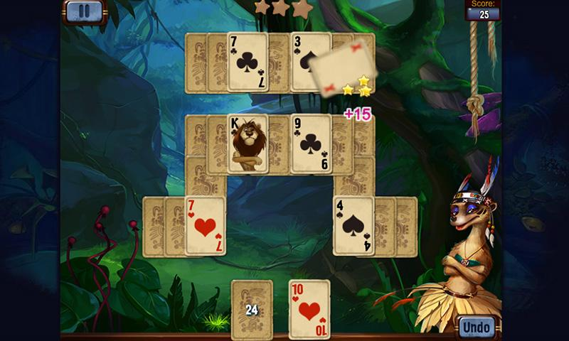 rainforest solitaire free 104 apk download android