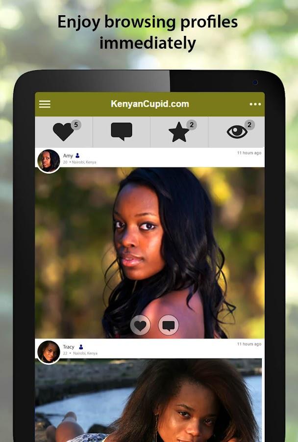 Kenya dating app