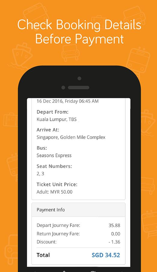 Easybook-Bus Train Ferry Car 4 0 7 APK Download - Android