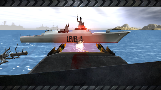 WARSHIP FURY - SEA BATTLESHIP 1.0 screenshot 2