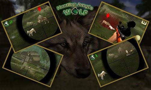 Hunting Jungle Wolf 1.3 screenshot 6