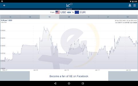 XE Currency  screenshot 7
