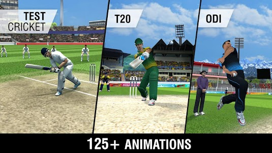 World Cricket Championship 2 2.8.3.1 screenshot 14