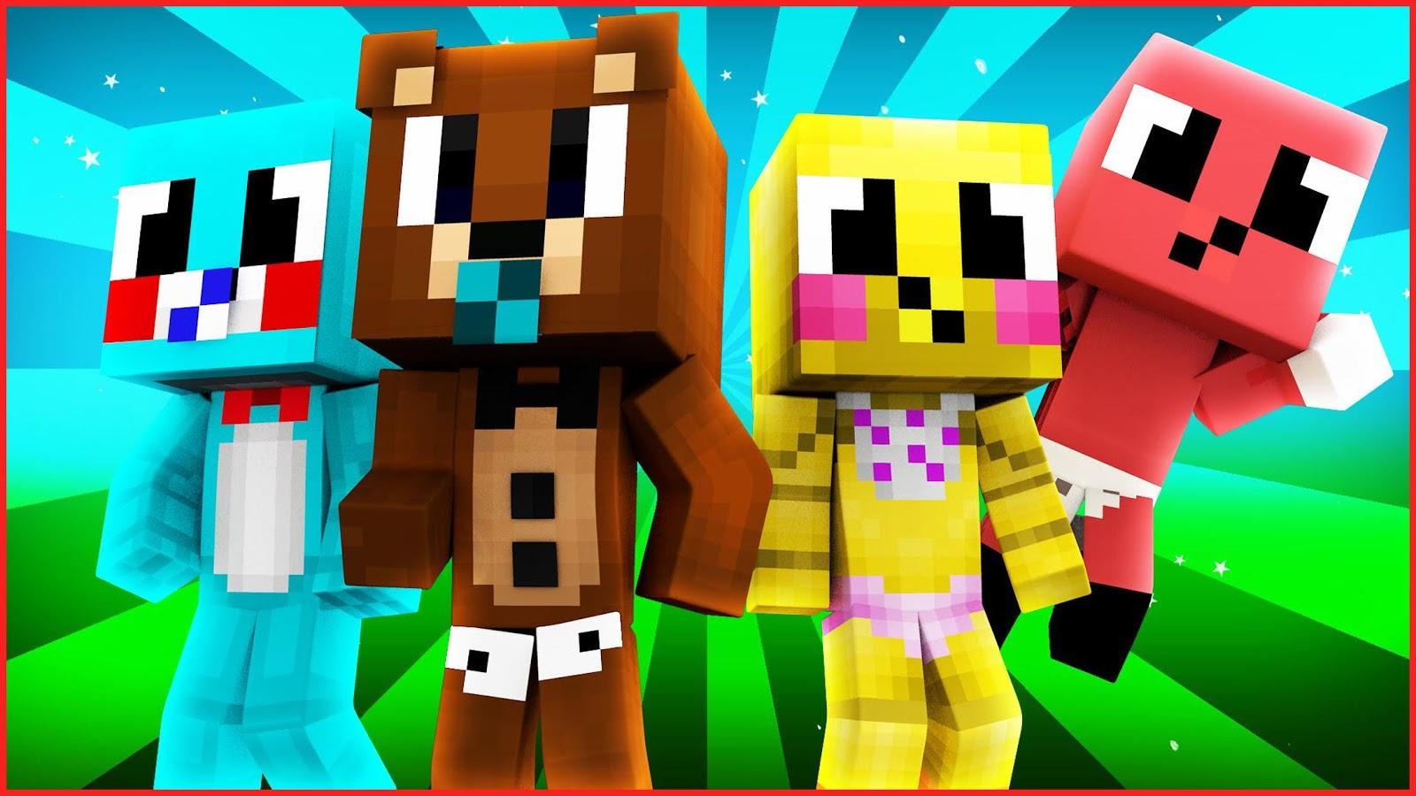 Minecraft Spielen Deutsch Skins Para Minecraft Pe Bild - Skins para minecraft pe 0 15 2