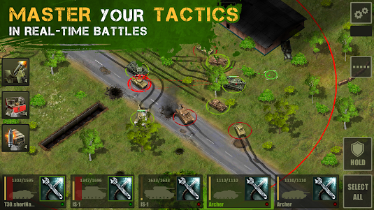 Tank Tactics 1.0.9 screenshot 1