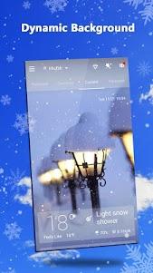 GO Weather - Widget, Theme, Wallpaper, Efficient 6.155 screenshot 2