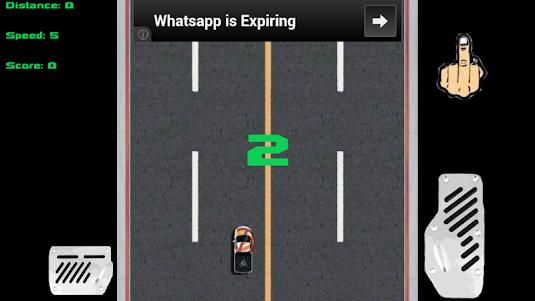 Gantry Racer 1.1 screenshot 3