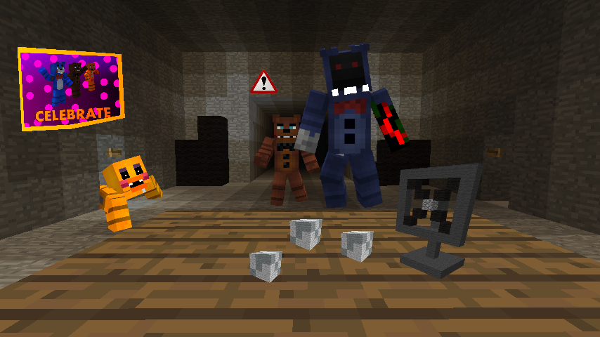 Skin FNAF for Minecraft 1 0 APK Download - Android Books