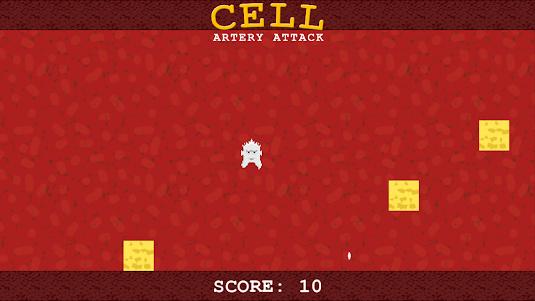 Cell: Artery Attack 1.0.15 screenshot 4