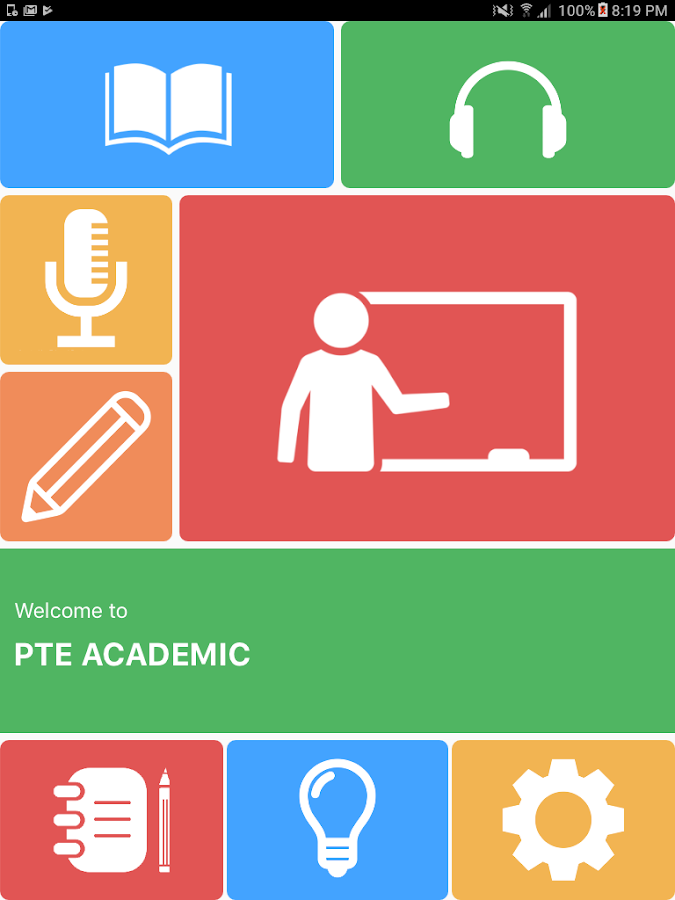 PTE Preparation 2 0 APK Download - Android Education Apps