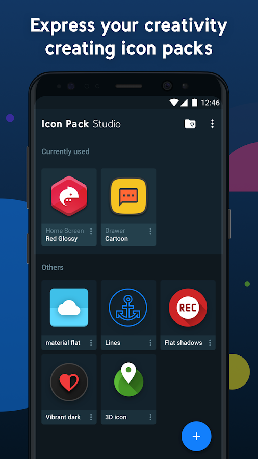 Icon Pack Studio - your custom icon pack editor 1 3 build