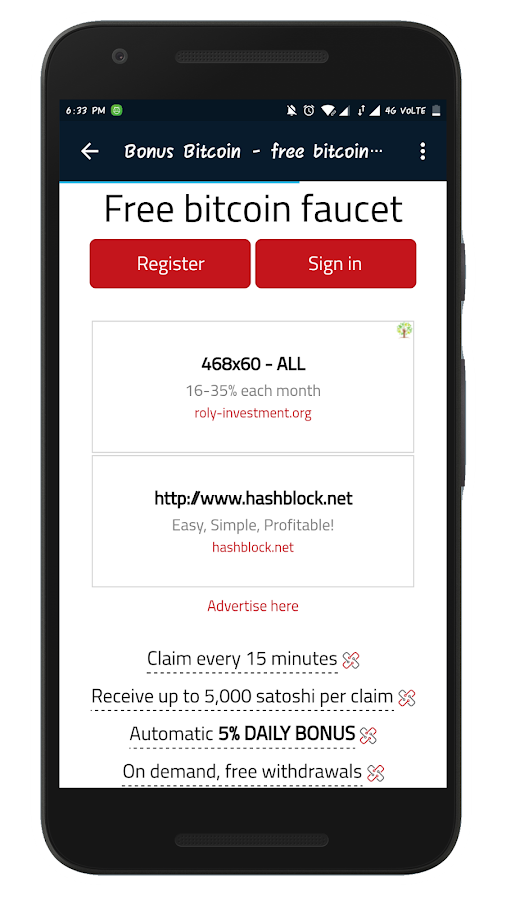 RichBTC - Free Bitcoin Faucet | Mining | Wallet 4 3 APK Download