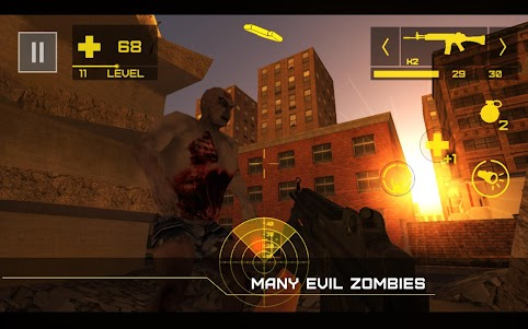 Zombie Defense 2: Episodes 2.61 screenshot 14