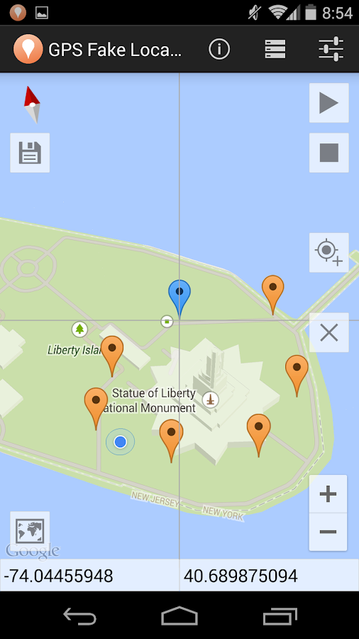 Gps Address Locator : Gps fake location toolkit apk download android tools apps