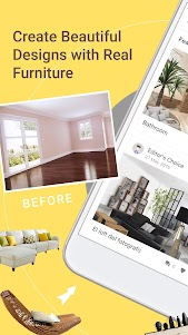Homestyler - Interior Design & Decorating Ideas 3.9.5 screenshot 1